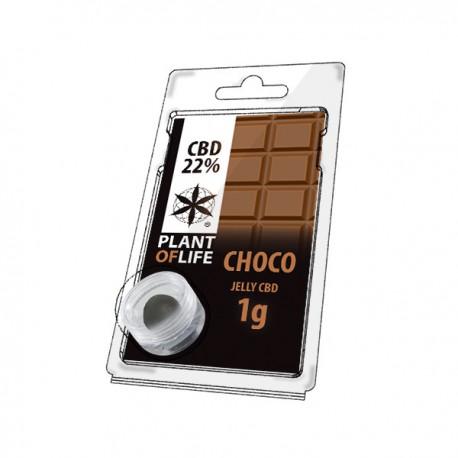 Jelly CBD CHOCOLATE 22% 1G