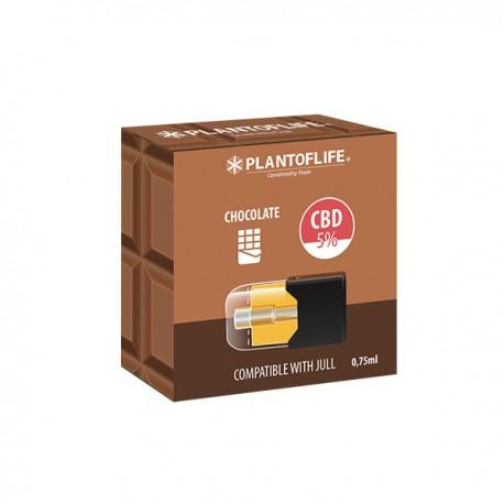Cartouche Pod 5% CBD CHOCOLATE - 0,75ml