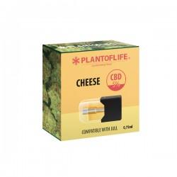 Cartouche Pod 5% CBD CHEESE - 0,75ml