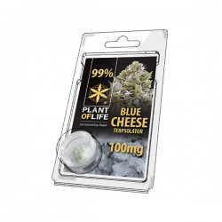 Terpsolator Blue Cheese 99% CBD - 100mg