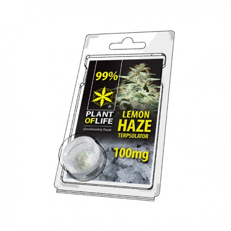 Terpsolator Lemon Haze 99% CBD - 100mg