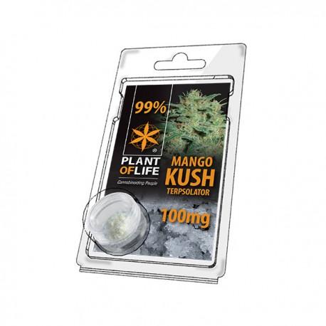 Terpsolator Mango Kush 99% CBD - 100mg