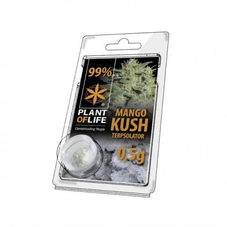 Terpsolator Mango Kush 99% CBD - 500mg