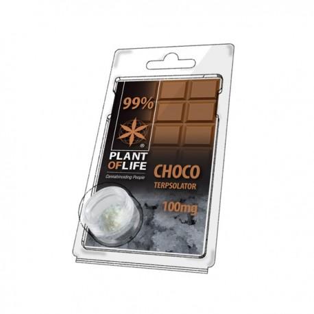 Terpsolator Choco 99% CBD - 100mg